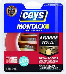 INMEDIATO Cinta PRECORTADA CEYS CE507207 MONTACK A.T
